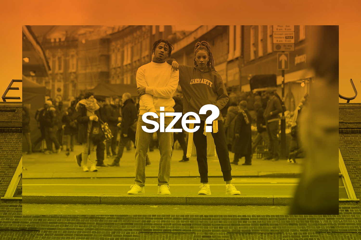 Introducing size? Brixton