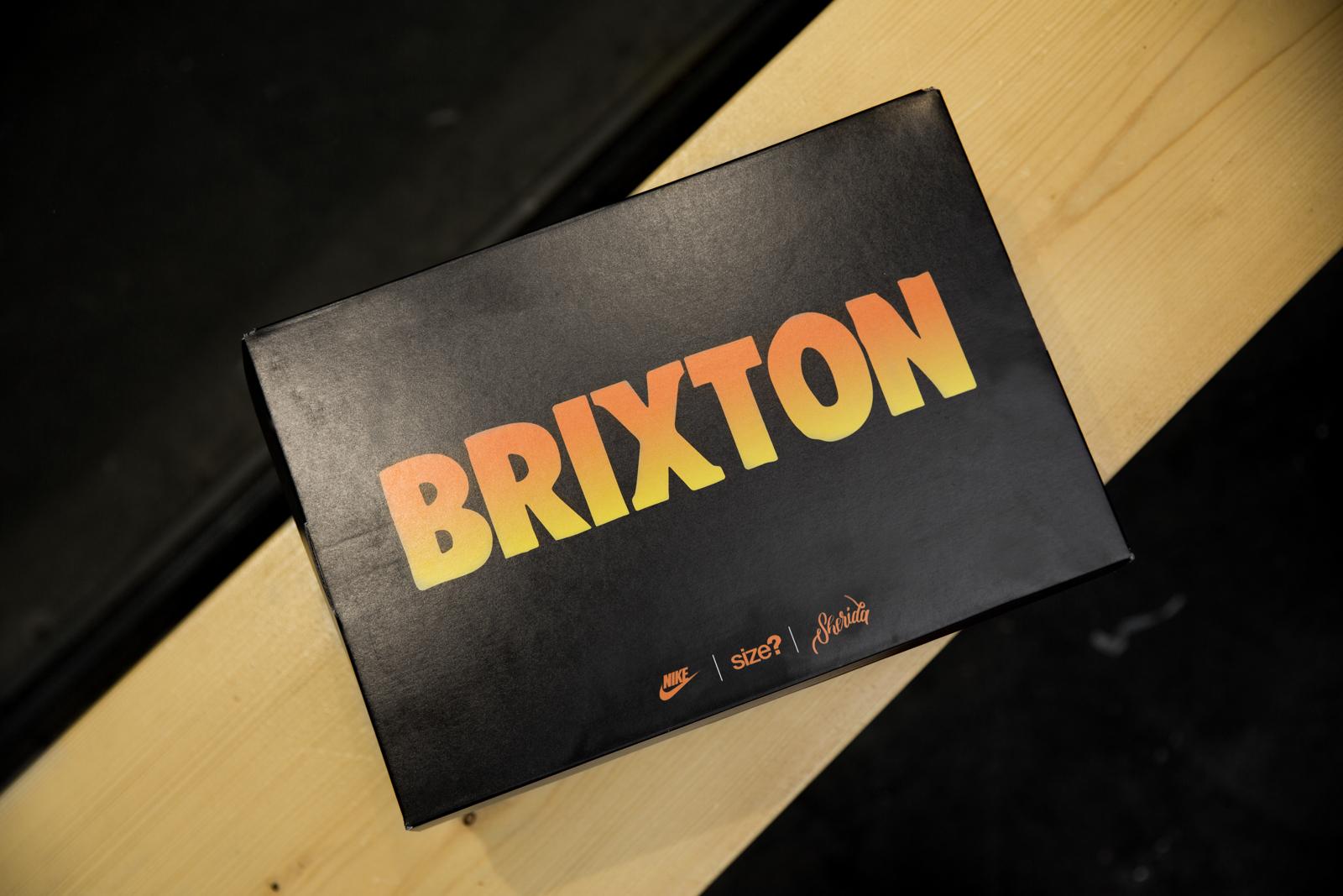 size? x Nike Air Force 1 Brixton