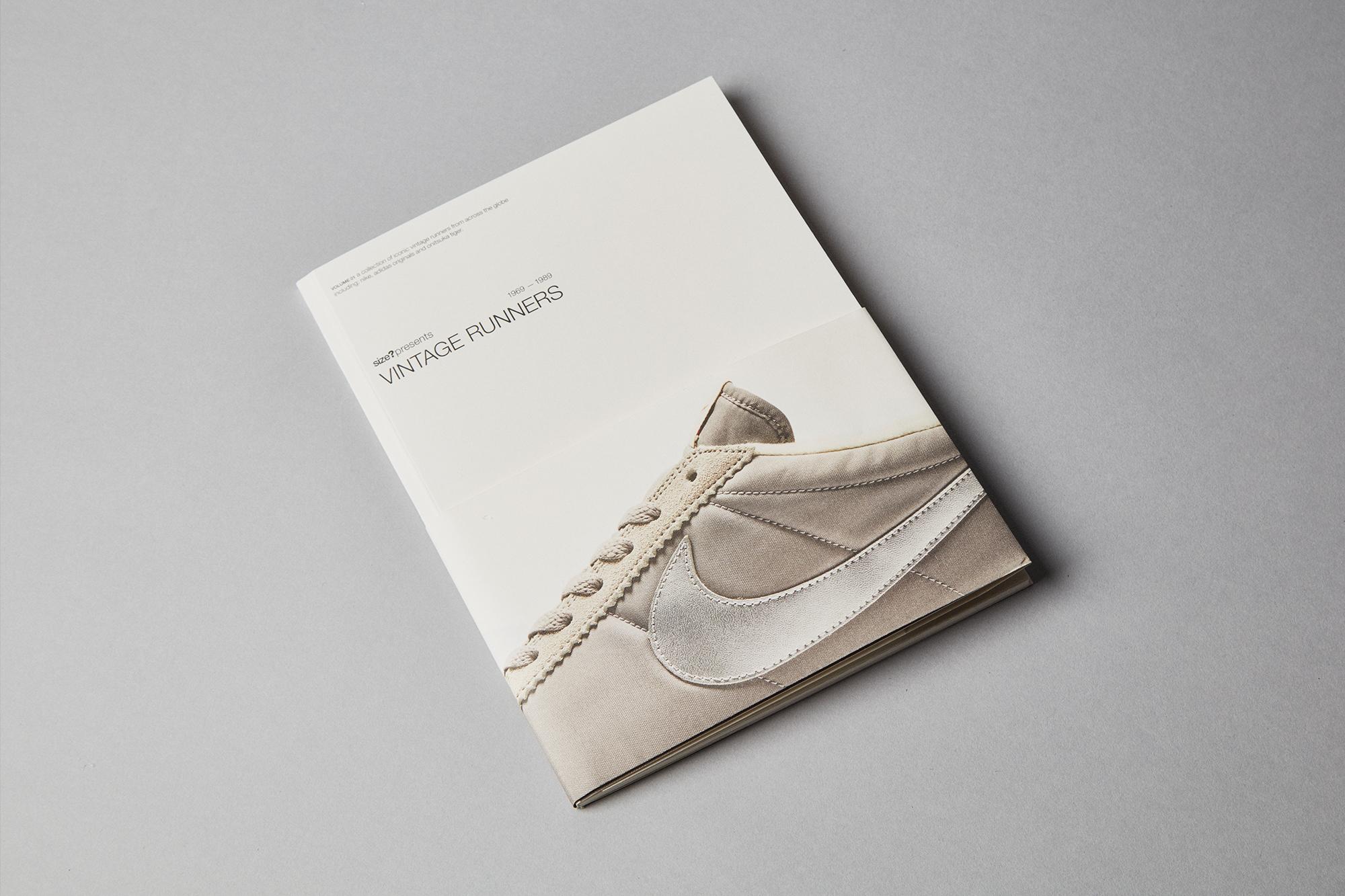size? presents: Vintage Runners Publication