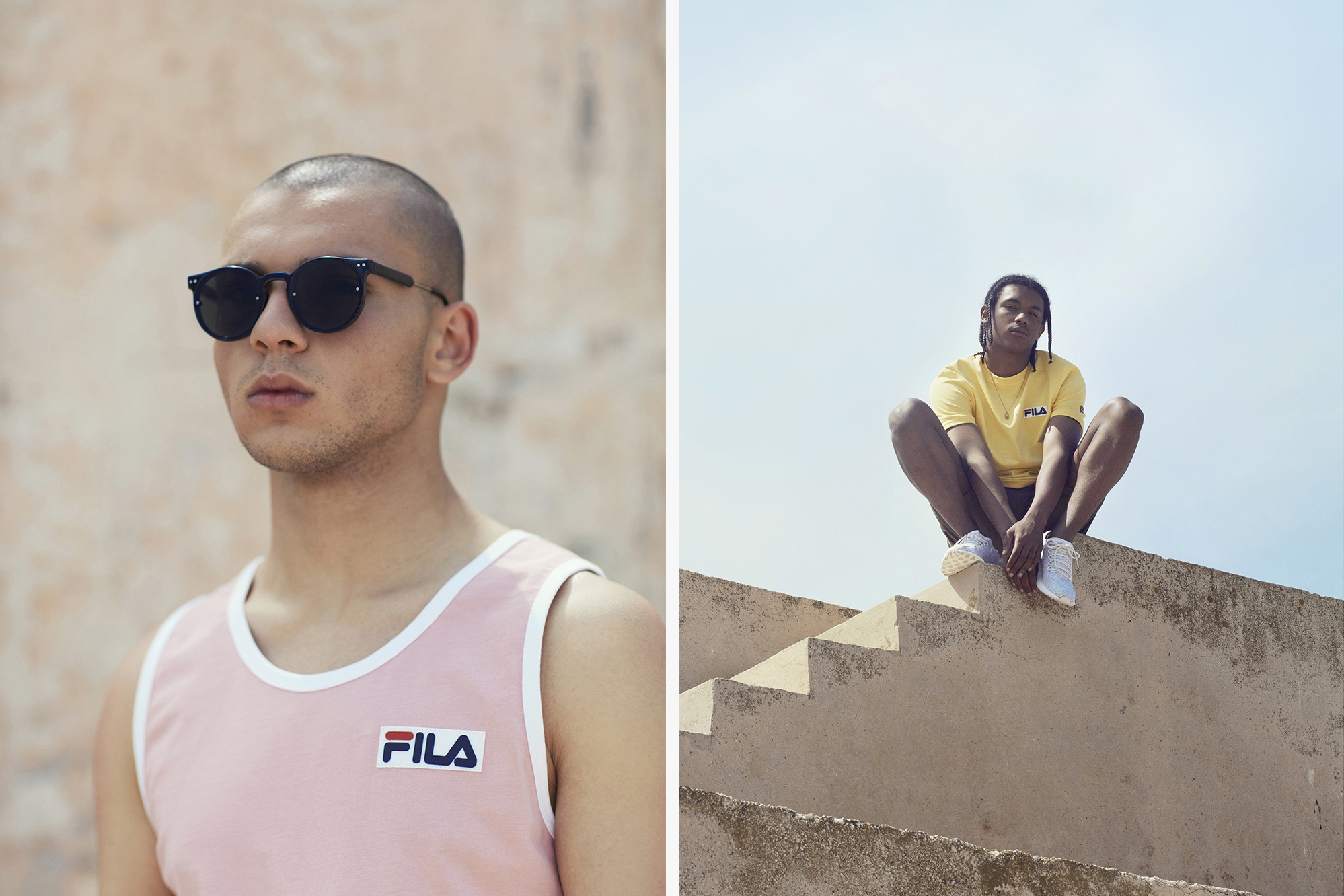 Fila Spring/Summer '17 Collection – size? Exclusive