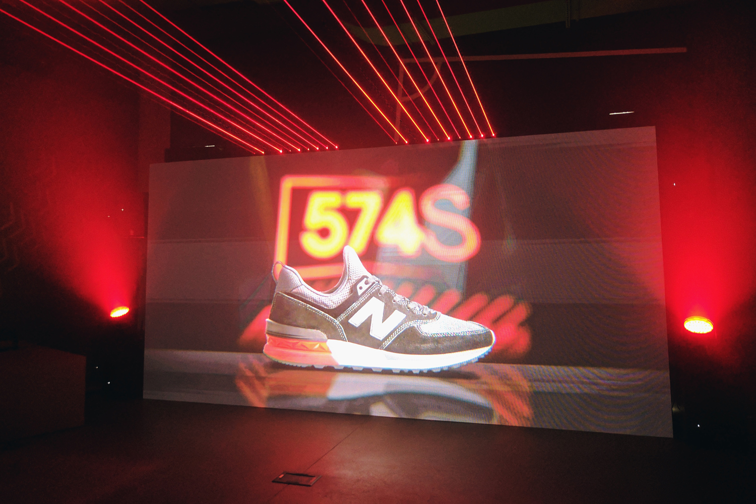 New Balance 574 Sport Event Recap