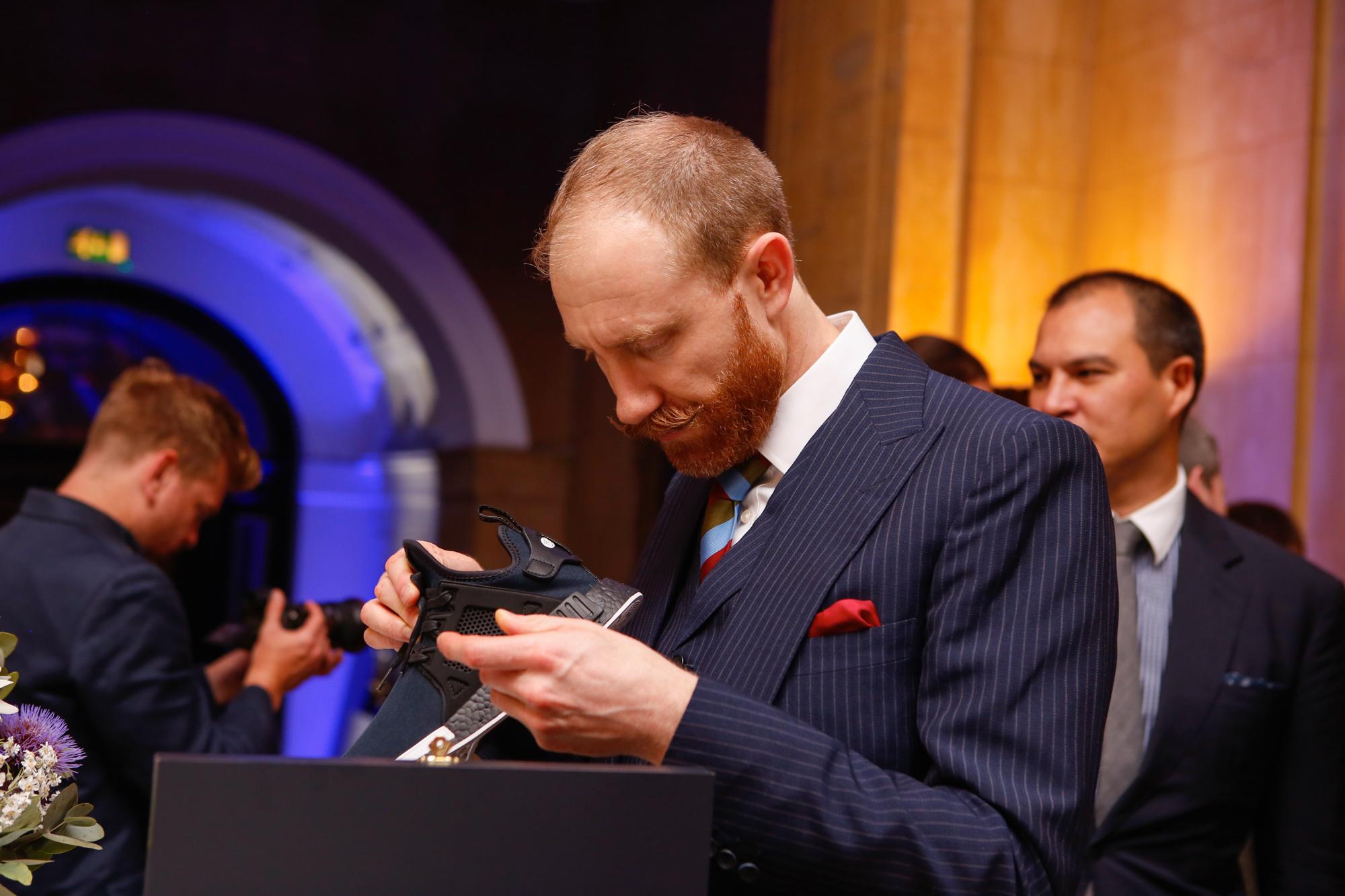 adidas Originals x Henry Poole Launch Event Recap