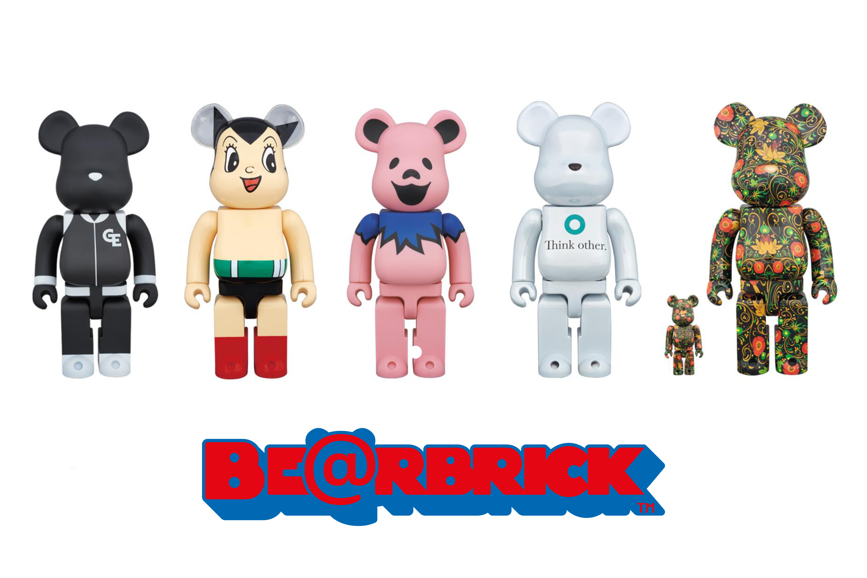 Introducing – Medicom Be@rBrick
