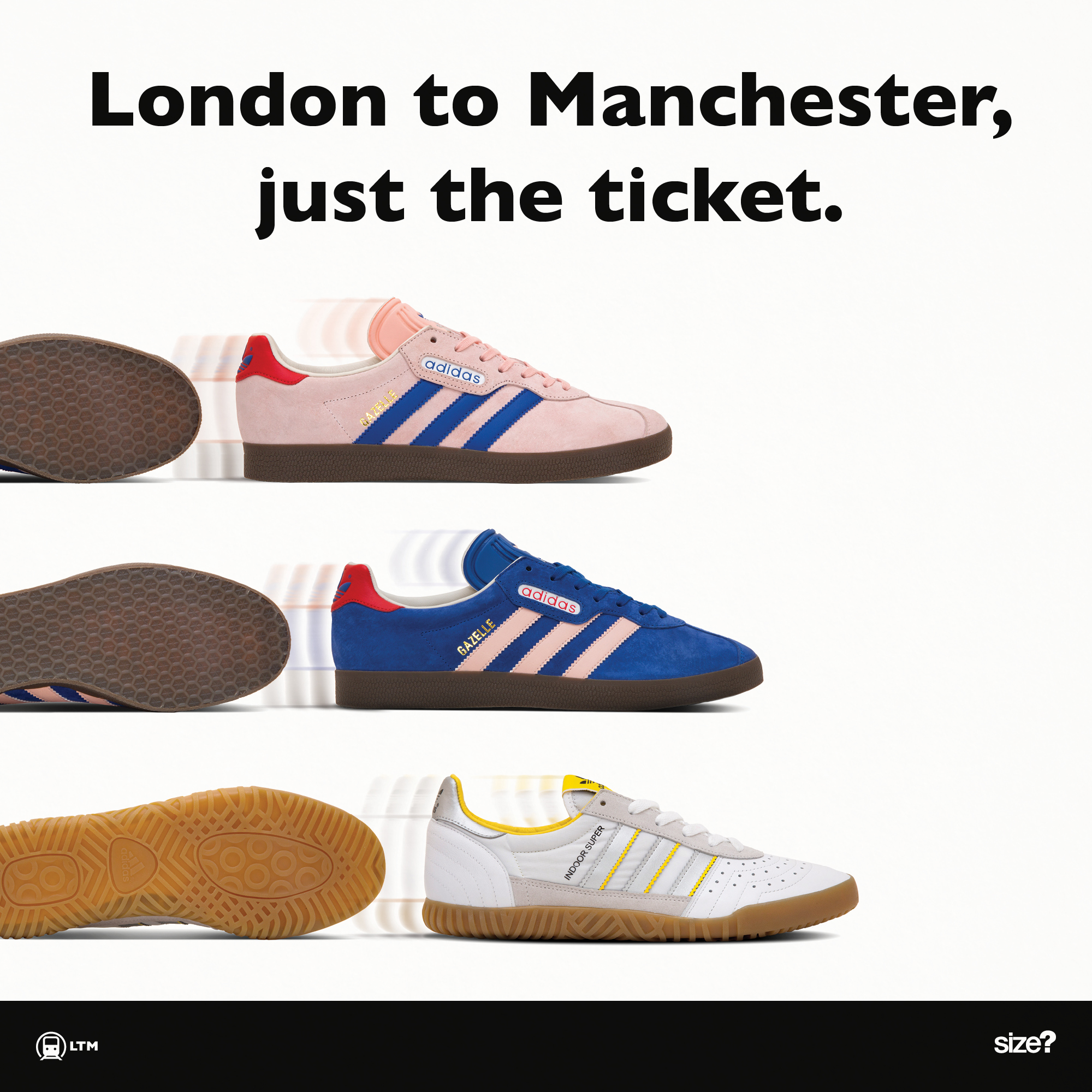 For the latest addition to our exclusive Archive collection with adidas  Originals, we\u0027ve created a three shoe pack themed around traditional  methods of ...