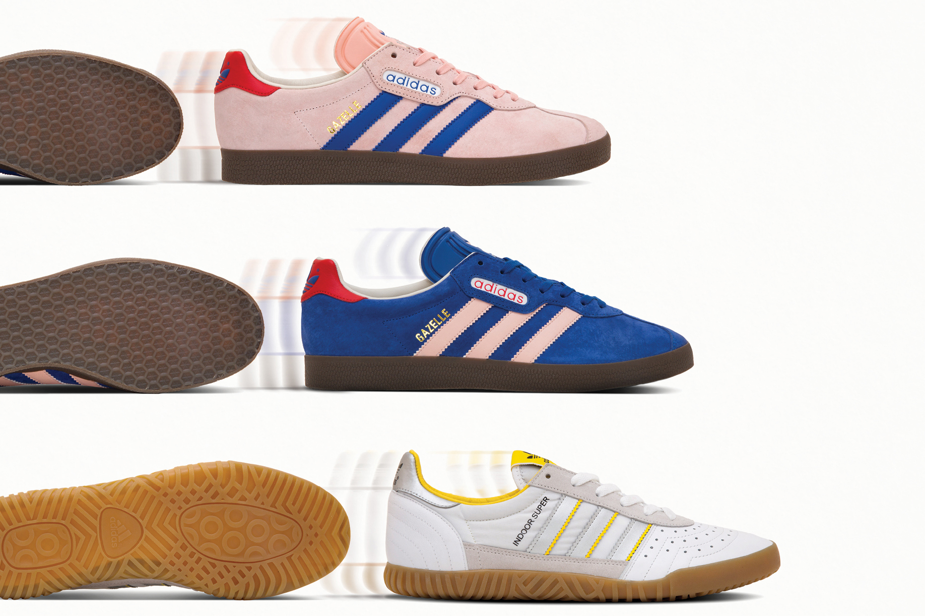 adidas Originals Archive 'London to Manchester' – size? Exclusive