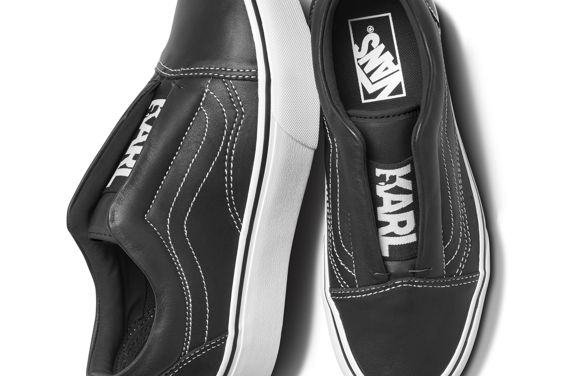 Vans x Karl Lagerfeld Women's Collection