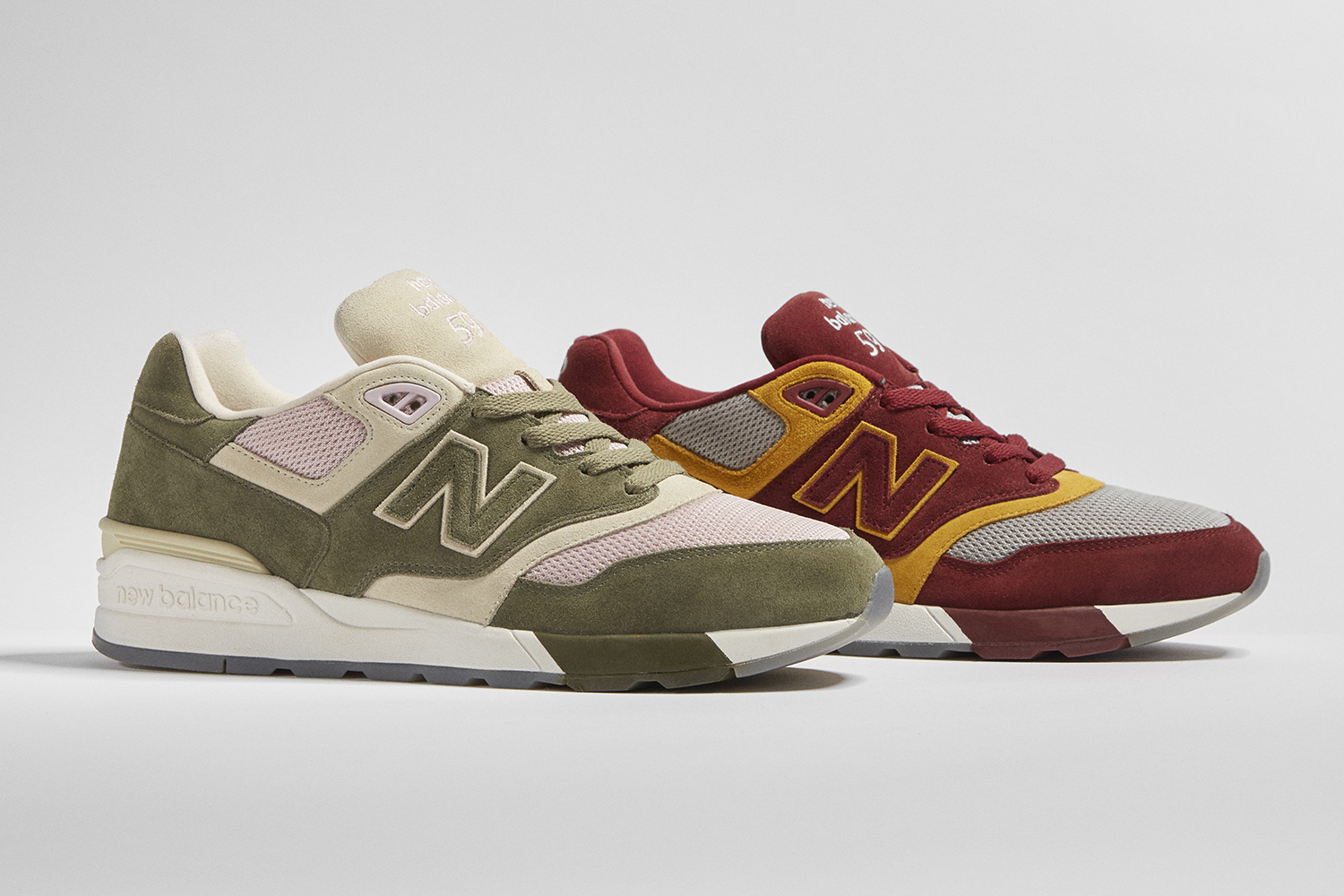 New Balance 597 'Neotropic' – size? Exclusive