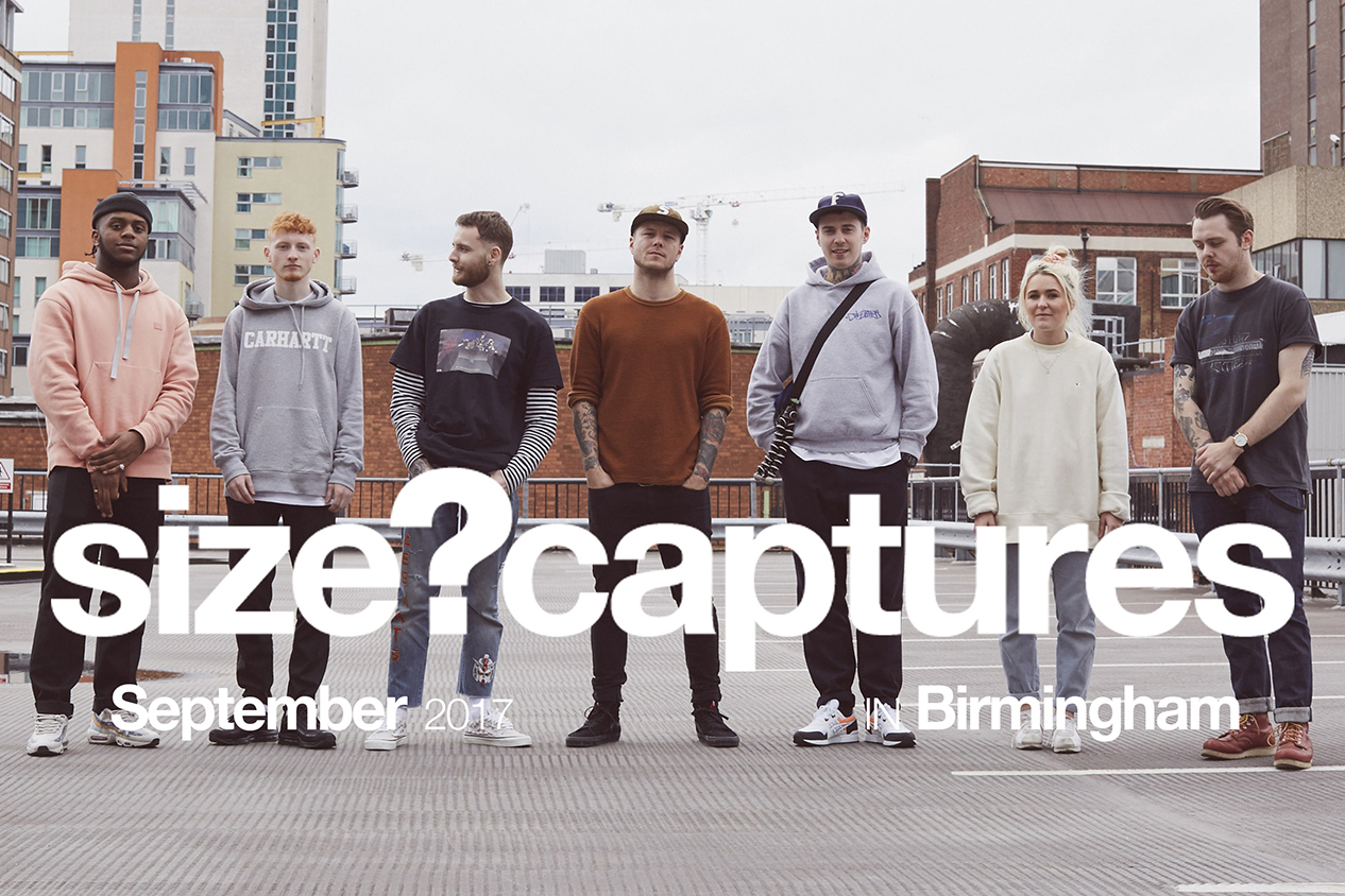 size? captures – Birmingham