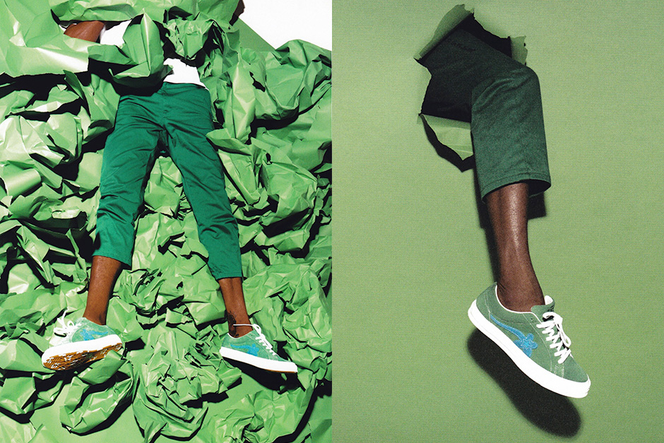Golf Le Fleur* by Tyler, The Creator & Converse
