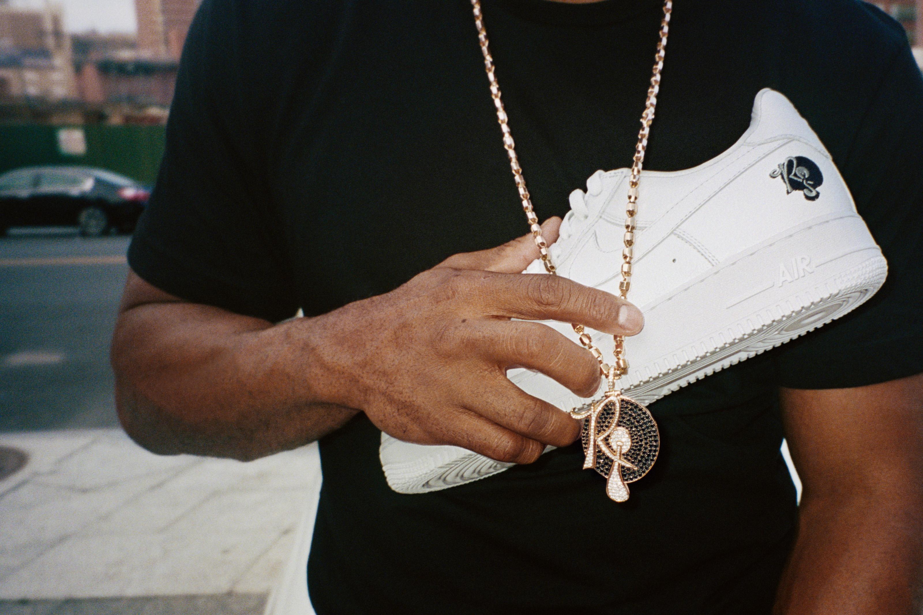 "Nike AF-100 Collection – Roc-A-Fella by Kareem ""Biggs"" Burke"
