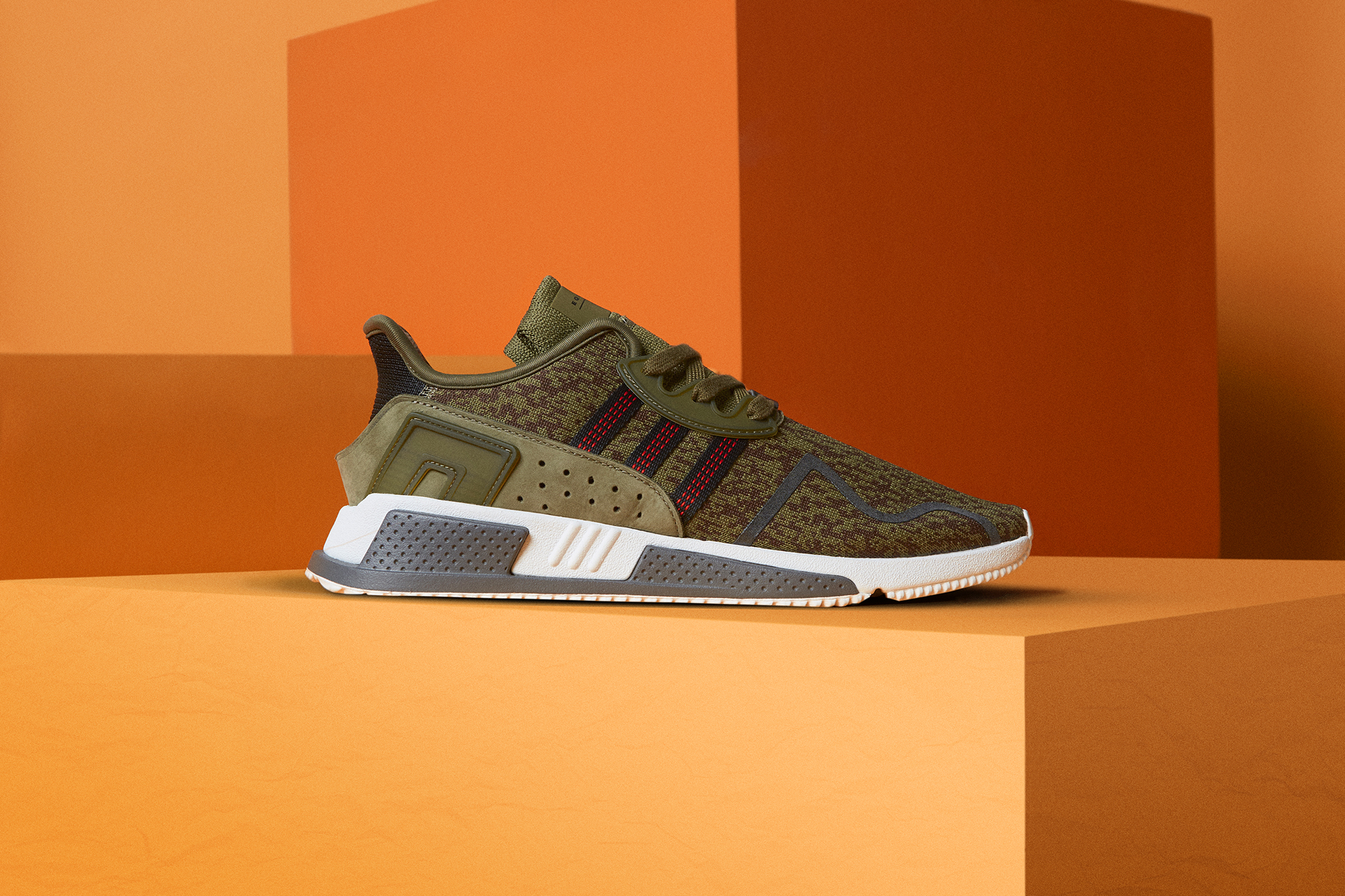 adidas Originals EQT Cushion ADV 'Invisible' Pack – size? Exclusive