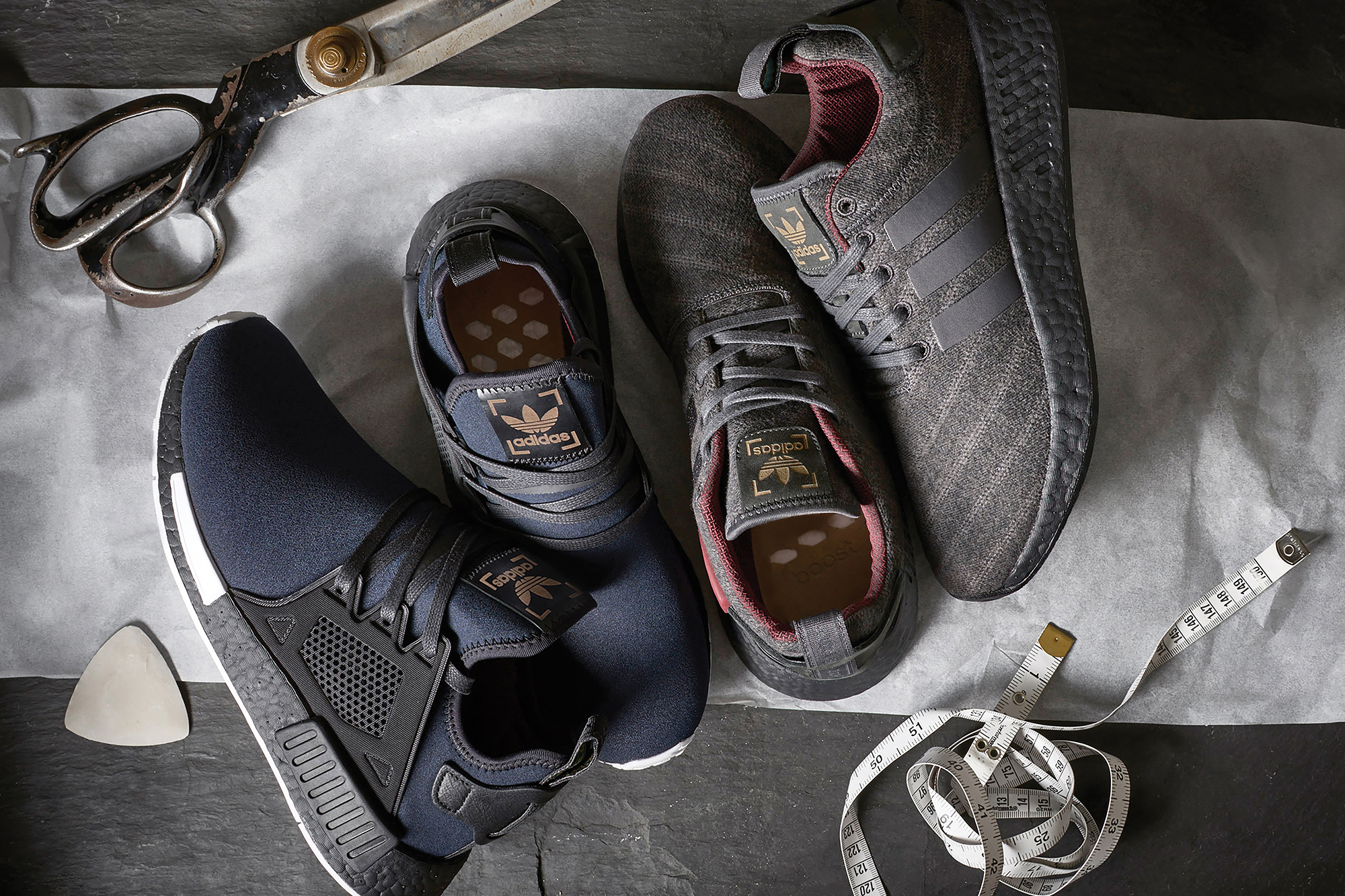 adidas Originals x size? x Henry Poole NMD Collection