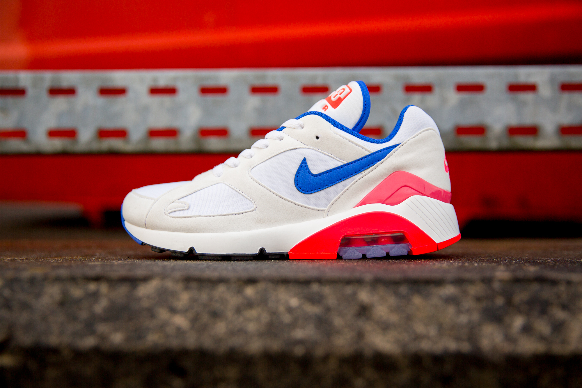 In the run up to the annual Air Max day celebrations this coming March (and  as a pre-cursor to their forthcoming Air Max 270 silhouette) Nike present  the ...