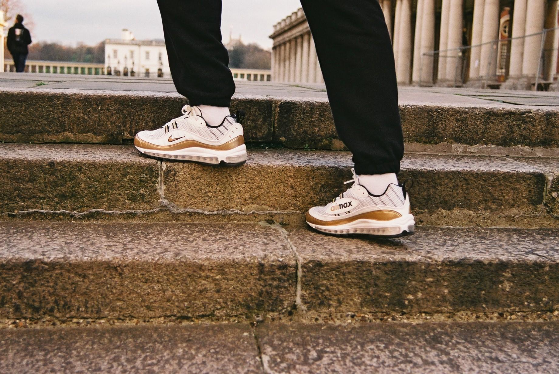 Nike Air Zoom Spiridon & Air Max 98 'GMT' Pack