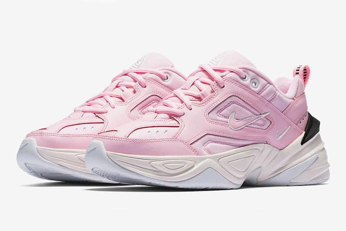 Women's Nike M2K Tekno 'Pink'