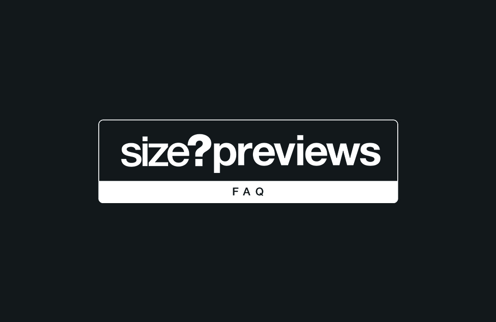 FAQ's: Everything you need to know about the size? previews app