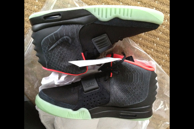 Nike Air Yeezy 2 – detailed pictures released!