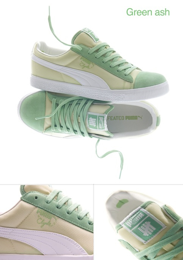 bf381171802 PUMA Clyde x UNDFTD Ballistic Collection – a detailed look