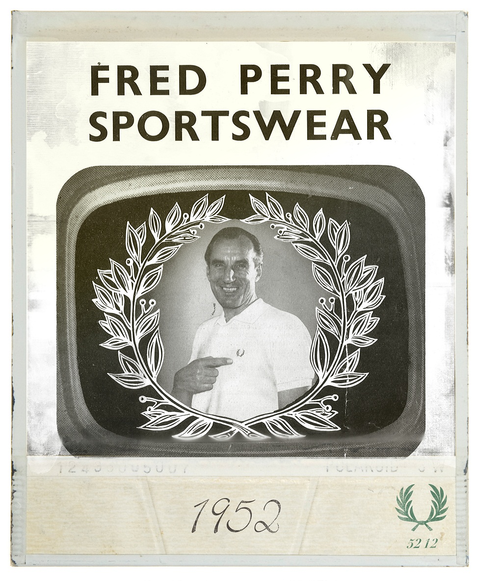 1952 - 2012: 60 years of Fred Perry - size? blog