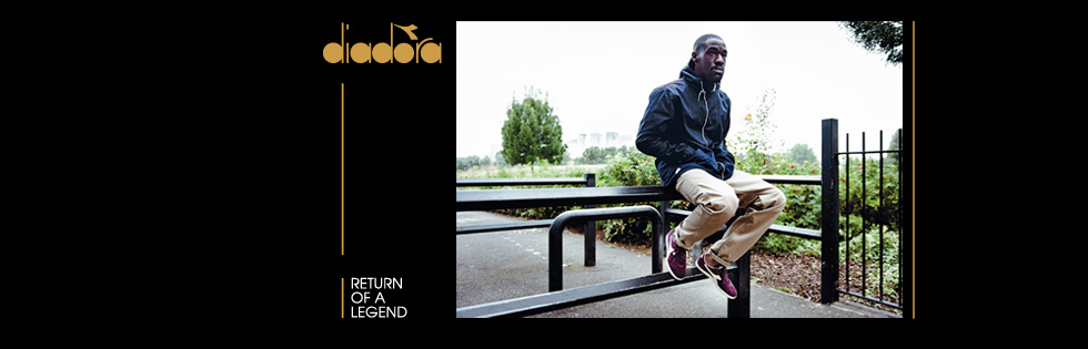 Diadora – size? world exclusive AW12 collection