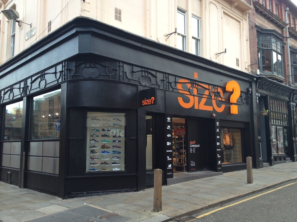 760589eb06 Introducing our new look Liverpool store - size  blog