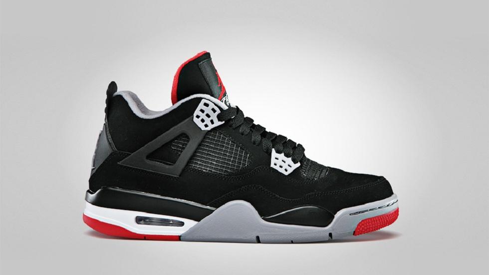 Air Jordan IV Retro 'Bred'