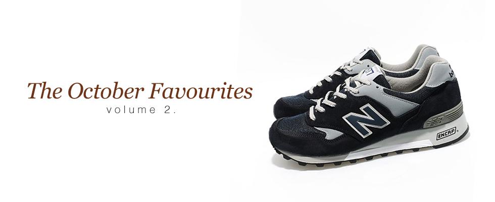 October favourites: Volume 2