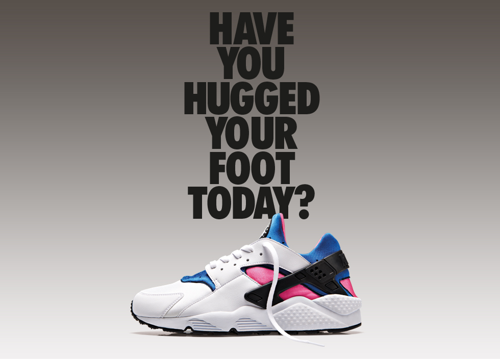 new style 228e7 cbc72 It's back - Nike Air Huarache OG - size? blog