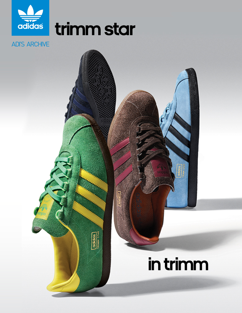 sports shoes 81f8a e5bcb adidas Originals Trimm Star