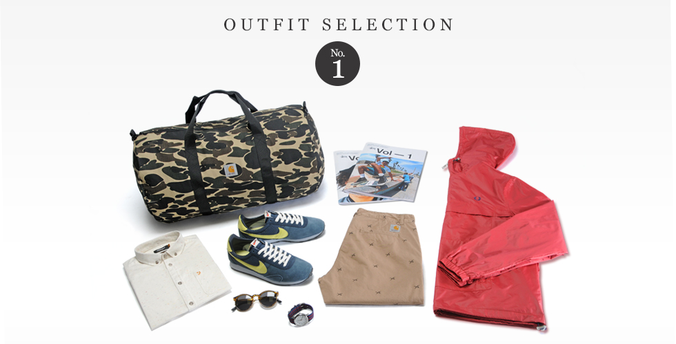Outfit selection ~ No. 1