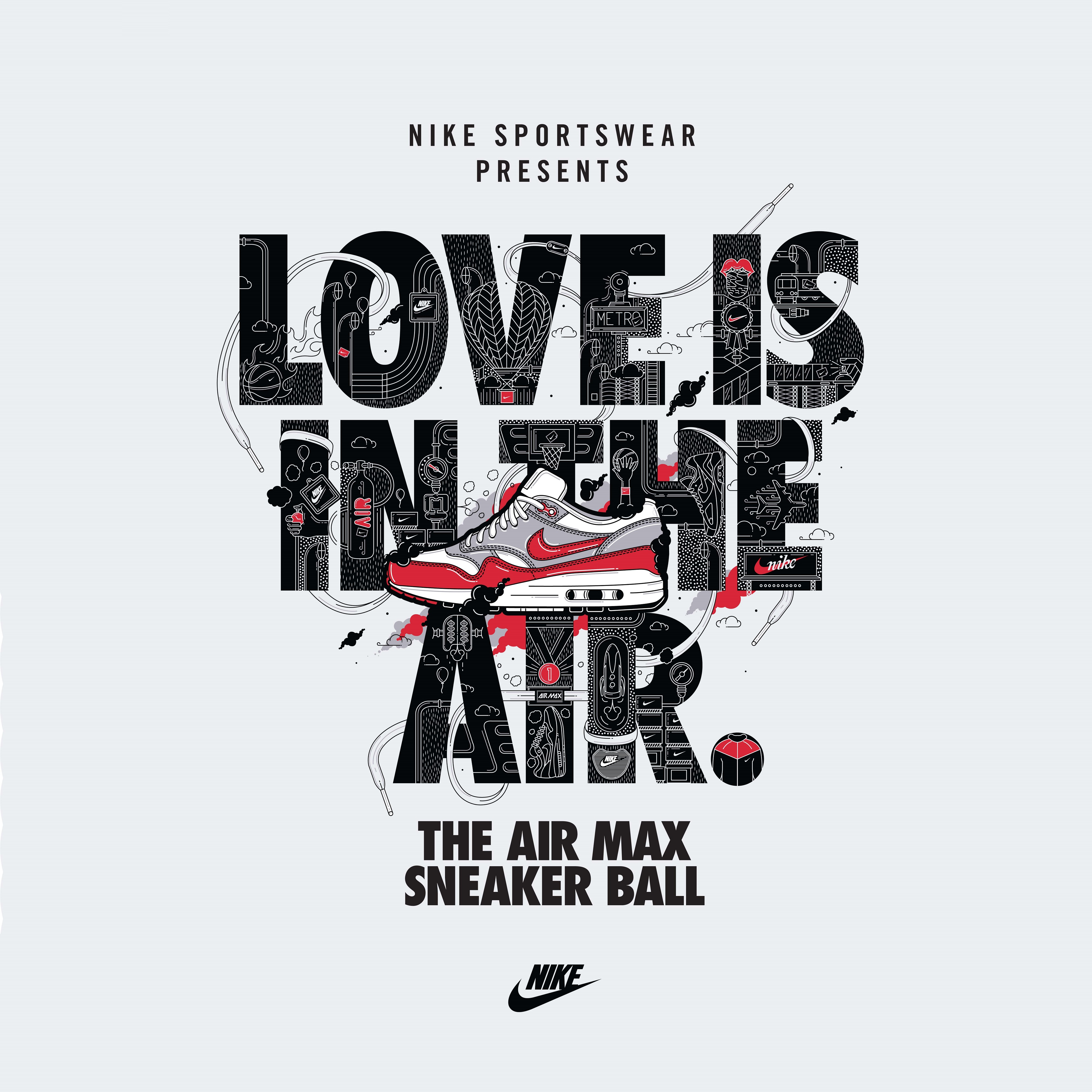 Welcome to The Air Max Sneaker Ball