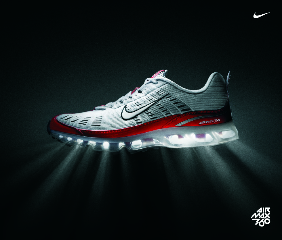 size? x Nike Air Max Reinvented: Air Max 360 – the history