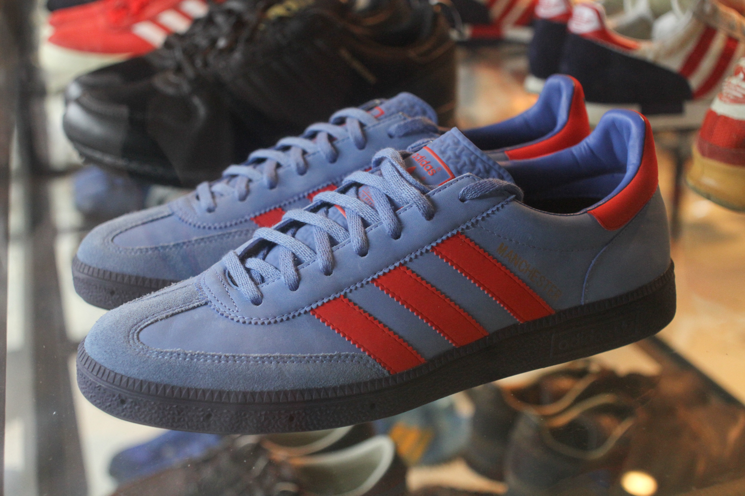 Adidas Red Hot Chili Peppers Shoes
