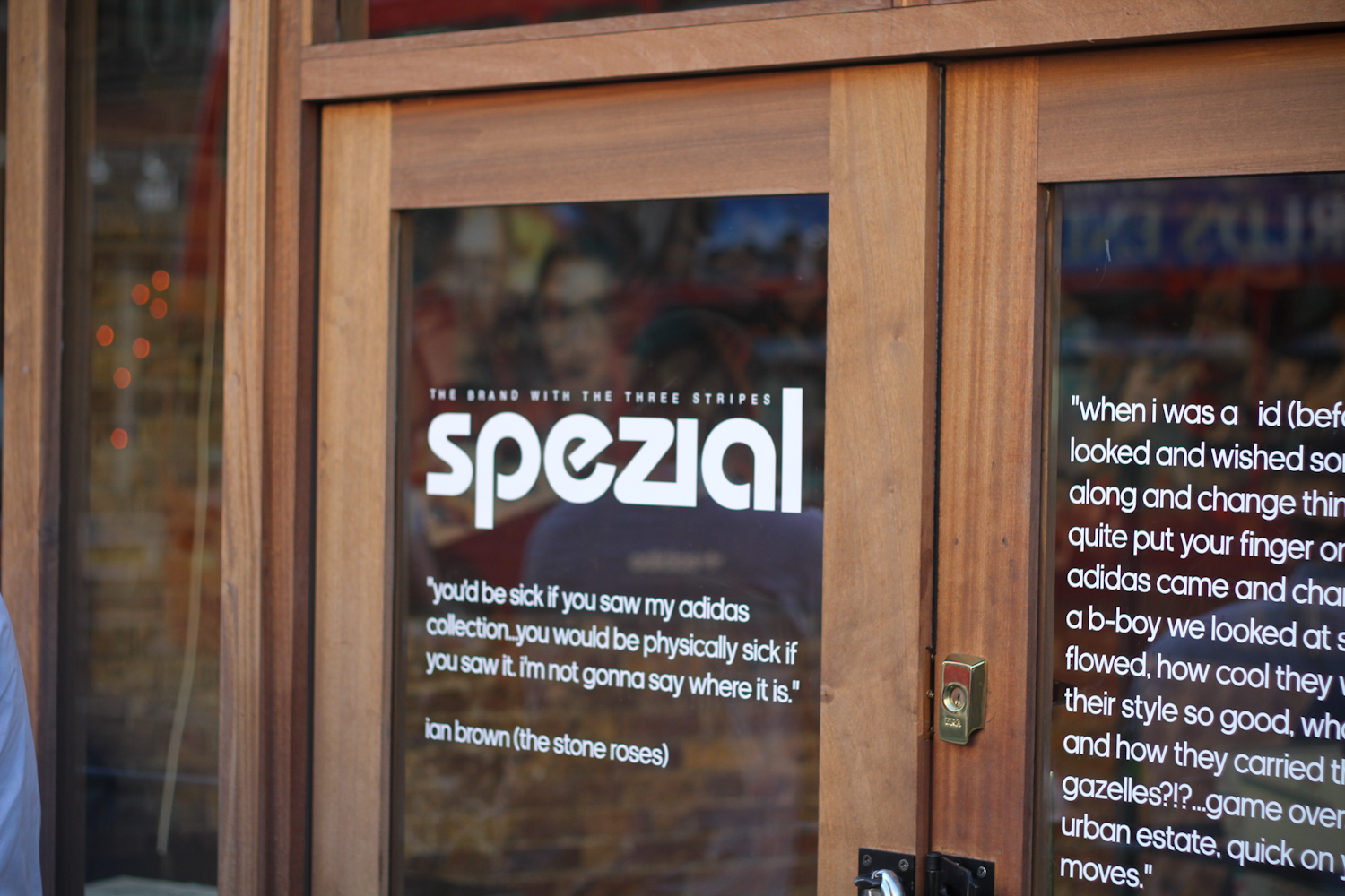 adidas 'Spezial' An Opening Night Review size? blog