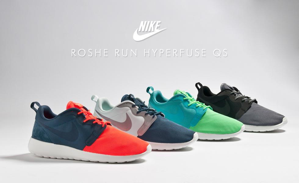 Nike Roshe Run Hyperfuse Quckstrike