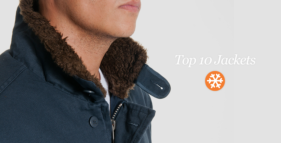 Top 10: Jackets