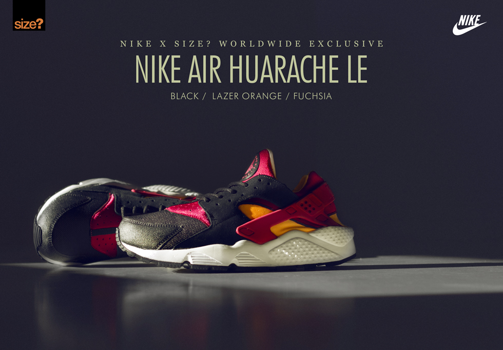 100% authentic 1195d 10955 Nike Air Huarache – size World Exclusive - size blog