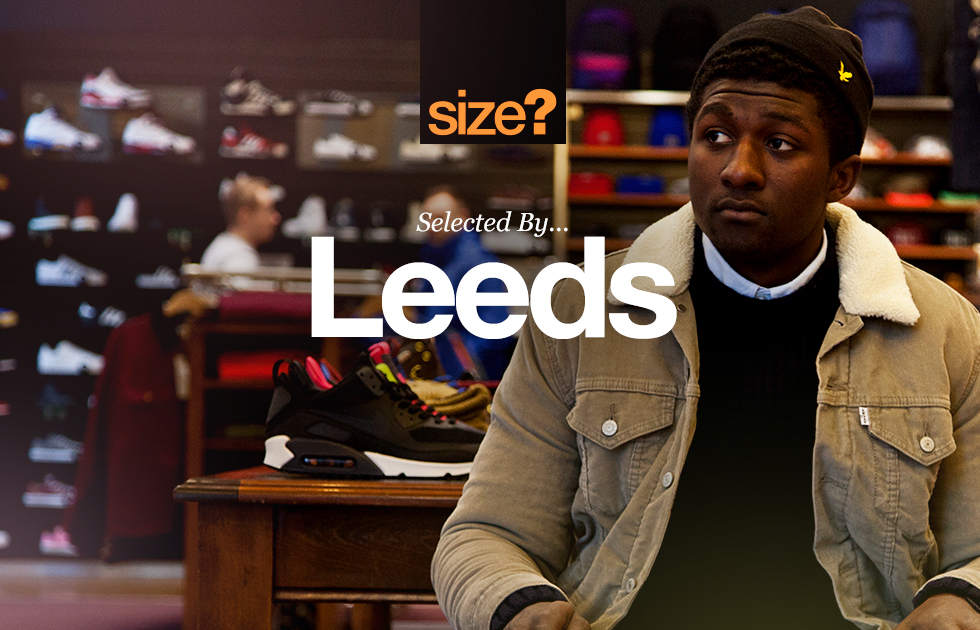 Selected by… Leeds