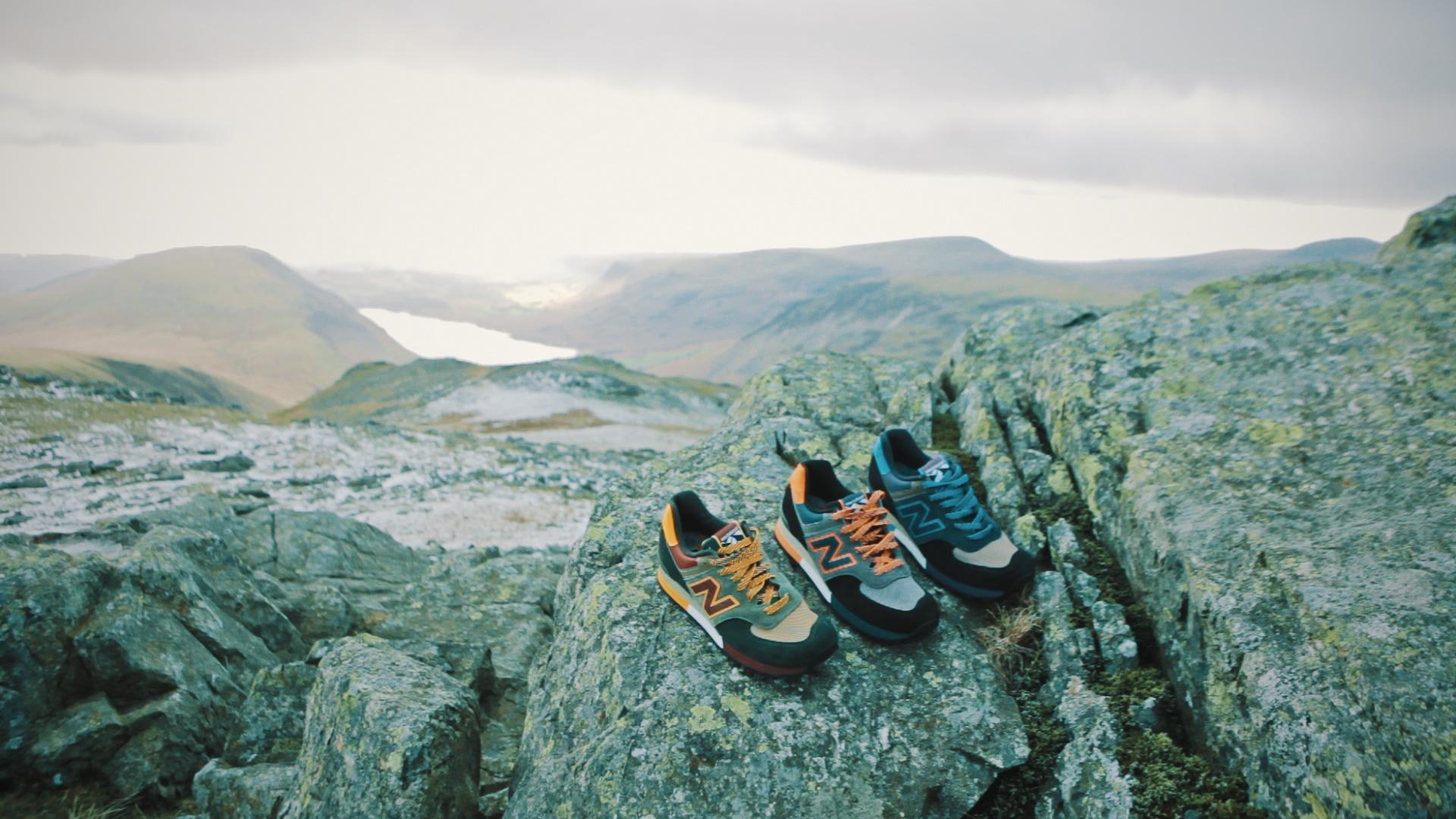 New Balance 'Three Peaks' Pack