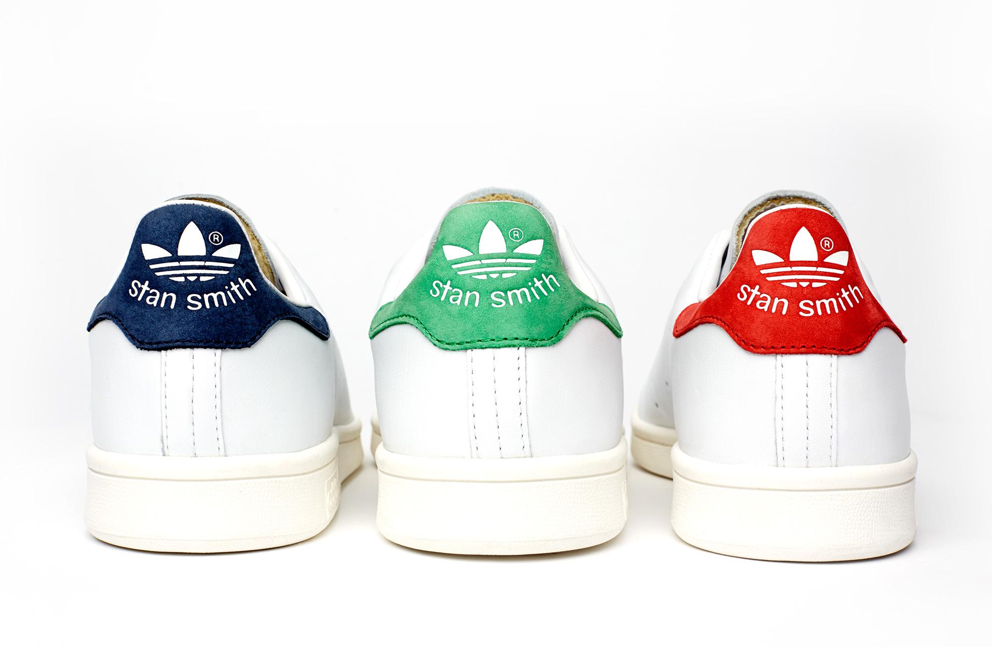 photos officielles df3a9 b4144 Adidas Stan Smith Collection aoriginal.co.uk