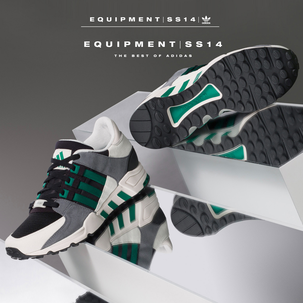 Adidas 2014 Equipment Running Support