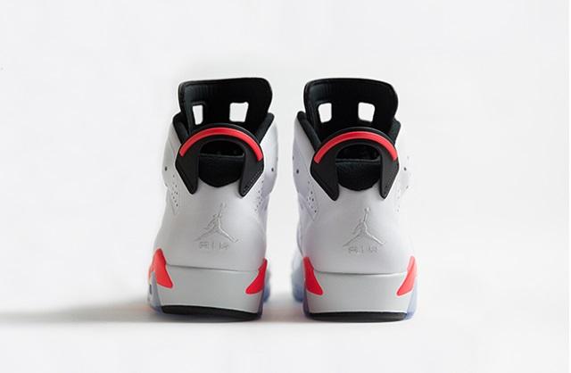 Air Jordan VI OG 'Infrared' - size? blog