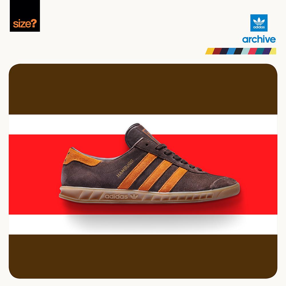 94f7356f8483 adidas Originals Hamburg - size  UK exclusive - size  blog