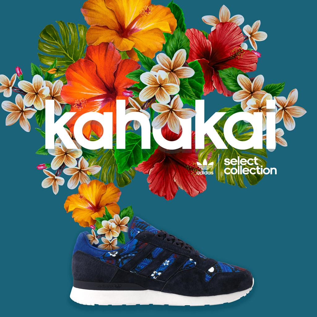adidas Originals Select Collection ZX500 'Kahakai' Pack – size? UK exclusive