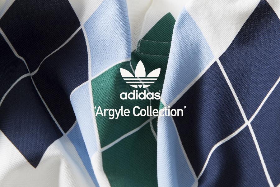adidas Originals 'Argyle Collection'