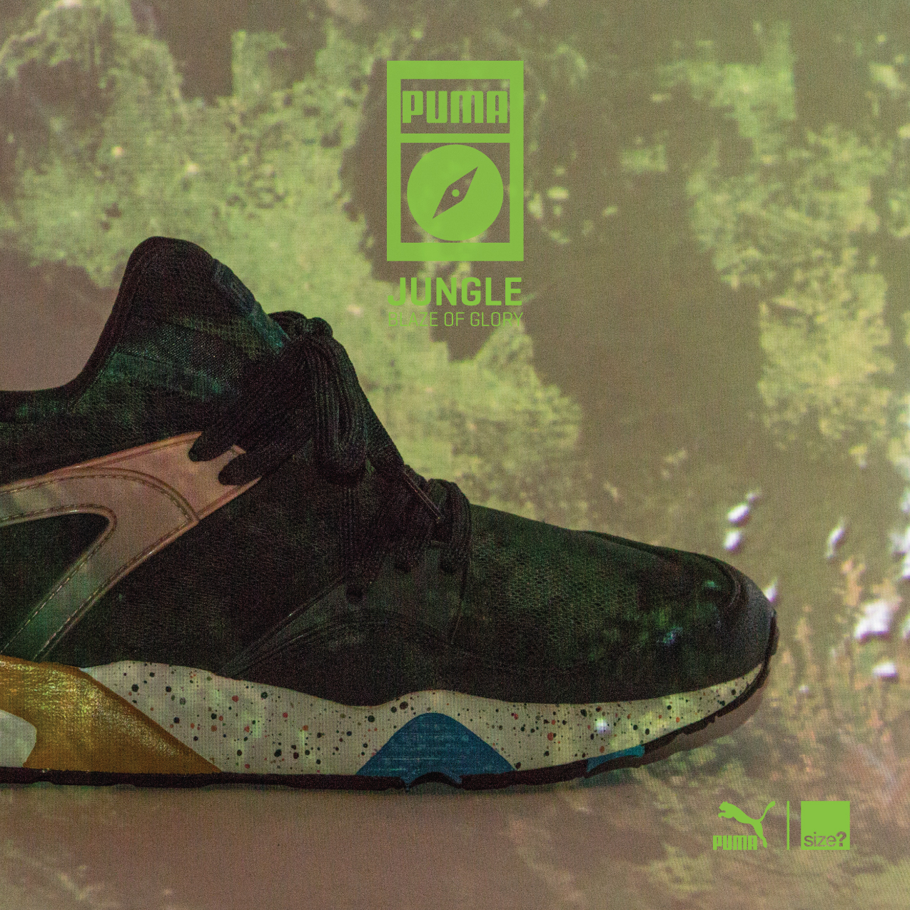 Puma x Size Wilderness Trainer Pack Part Two forecast