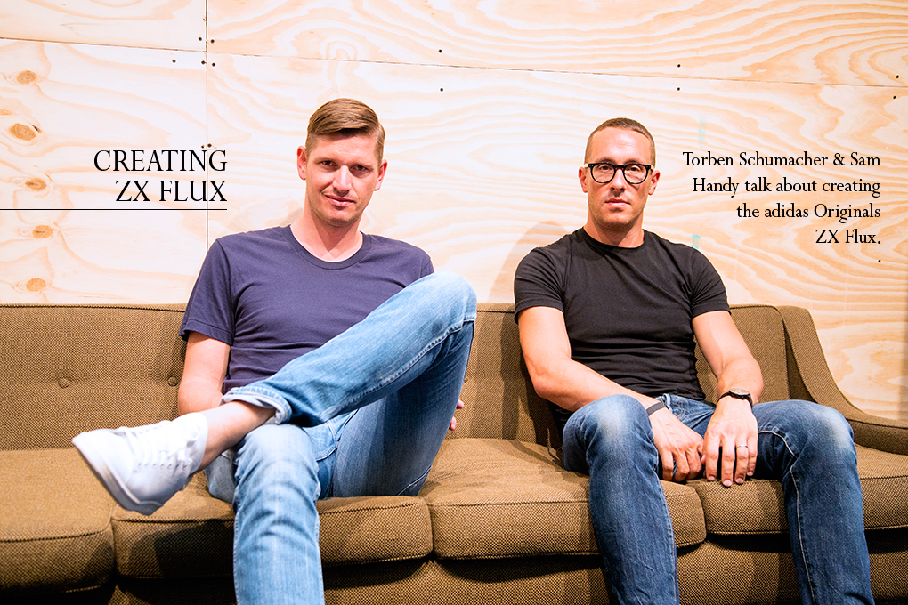check out e5b0b aae11 REBLOG! Creating the adidas Originals ZX Flux Interview ...