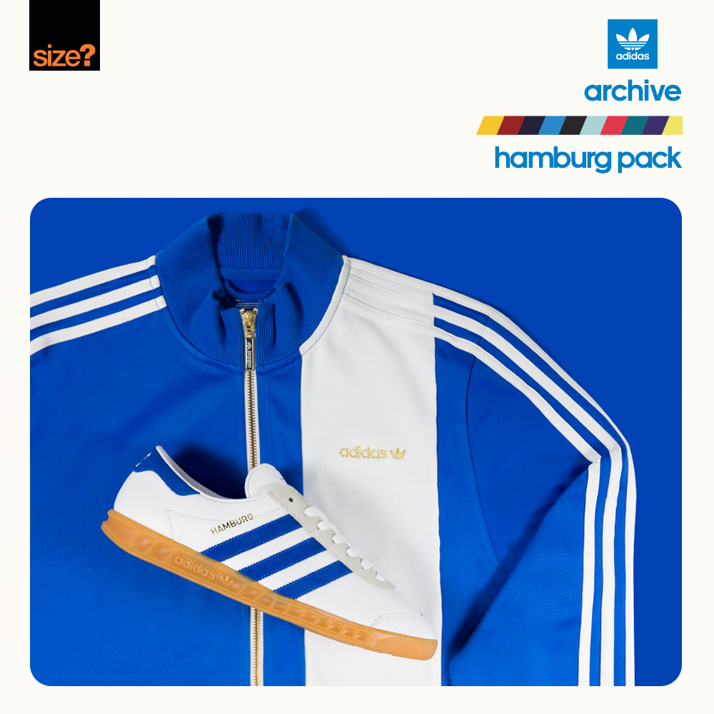 adidas Originals Hamburg Pack – size? UK exclusive