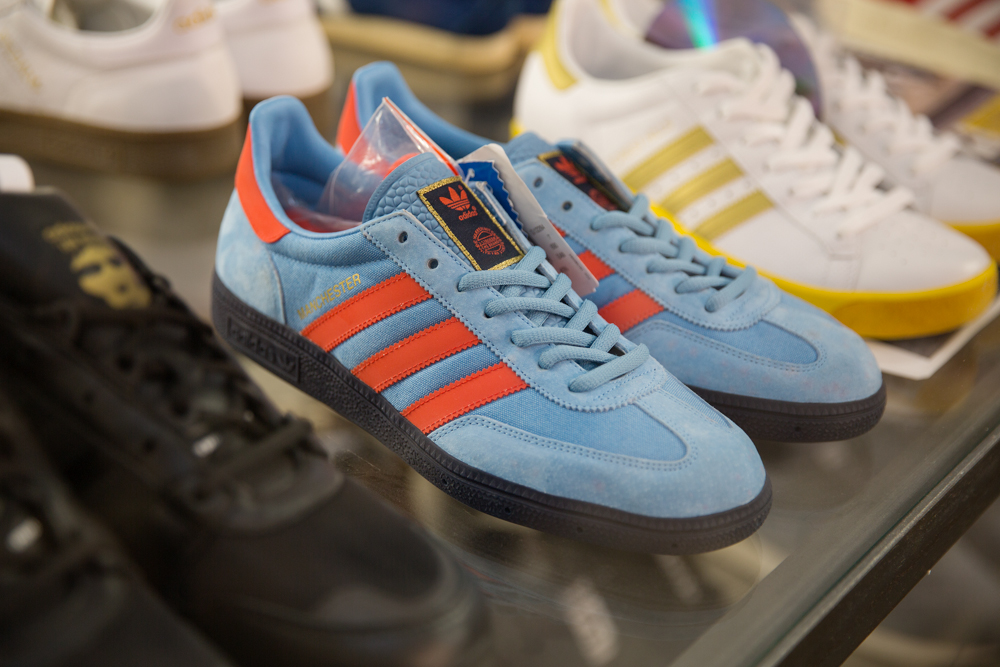 recap adidas originals spezial exhibition manchester