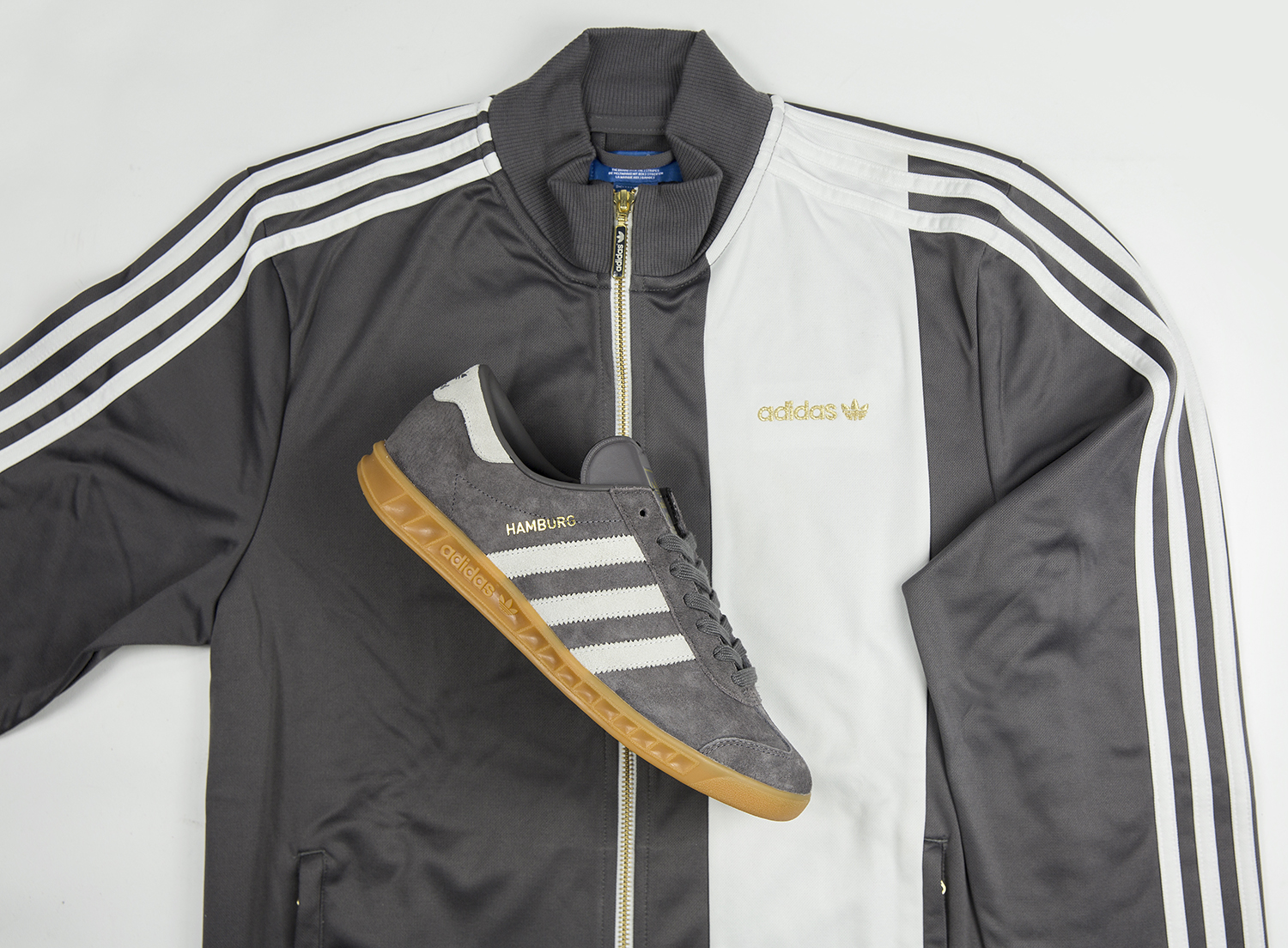 adidas Originals Hamburg Pack size? UK Exclusive. size? blog